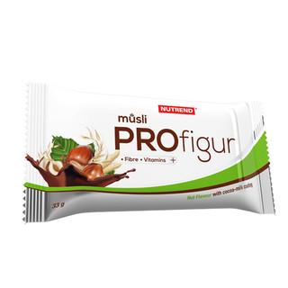 Tyčinka Nutrend ProFigur 33g polozalitá müsli
