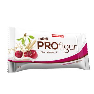Tyčinka Nutrend ProFigur 33g polozalitá višeň