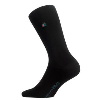 Ponožky ASSISTANCE - s elastanem černá - M (39-41)