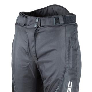 Unisex motocyklové kalhoty W-TEC Mihos NEW - černá