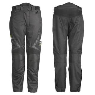 Unisex motocyklové kalhoty W-TEC Mihos černá - 3XL