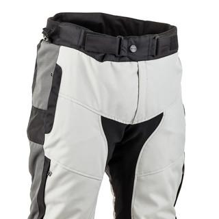 Moto kalhoty W-TEC Avontur - šedo-černá
