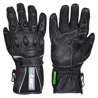Motocyklové rukavice W-TEC Perfect TWG-170 černá - 3XL