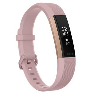 Fitness náramek FITBIT Alta HR Pink Rose Gold S