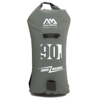Nepromokavý vak Aqua Marina Dry Bag 90l šedá