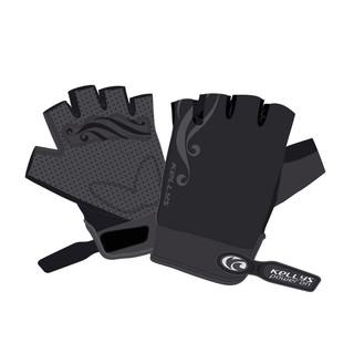 Dámské cyklo rukavice KELLYS SUNNY SHORT černá - M