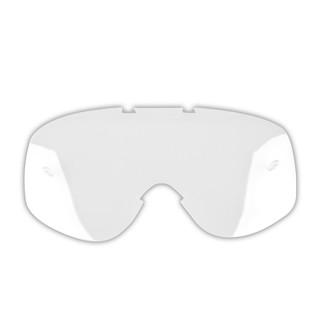 Náhradní sklo k moto brýlím W-TEC Major čiré
