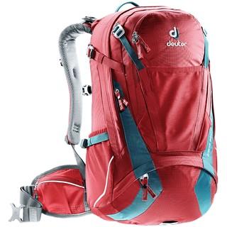 Cyklistický batoh DEUTER Trans Alpine 30 červená