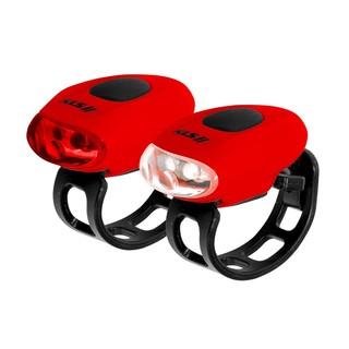 Set osvětlení KELLYS Eggy červená
