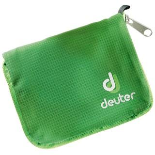 Sportovní peněženka DEUTER Zip Wallet zelená