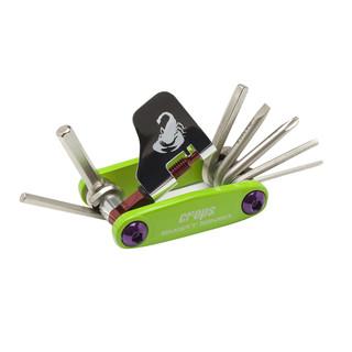 Cyklistické nářadí Crops Smartsaver EX zelená