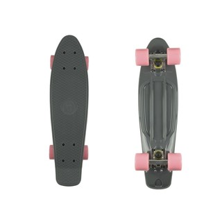 "Penny board Fish Classic 22"" Grey-Silver-Summer Pink"