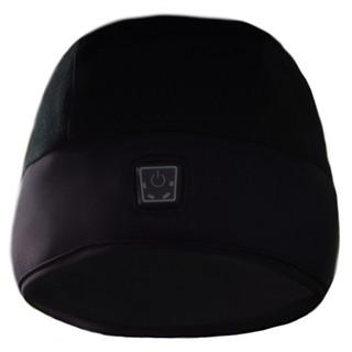 Vyhřívaná čepice Glovii GC1 černá