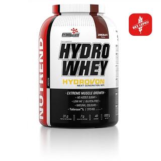 Izolát nativní syrovátkové bílkoviny Nutrend Hydro Whey 1600g vanilka