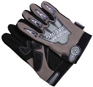 Moto rukavice WORKER Jet pískovo-černá - 4XL