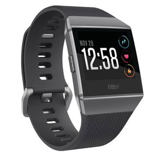 Chytré hodinky FITBIT Ionic Charcoal/Smoke Gray
