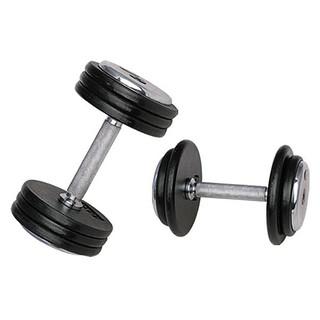 Jednoruční činka inSPORTline ProfiST 40 kg