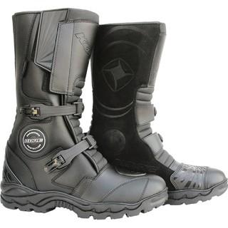 Moto boty KORE Adventure černá - 48