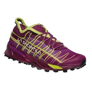 Dámské trailové boty La Sportiva Mutant Women Plum/Apple Green - 40,5