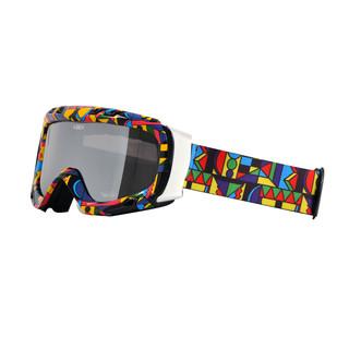 Lyžařské brýle WORKER Cooper s grafikou barevná grafika