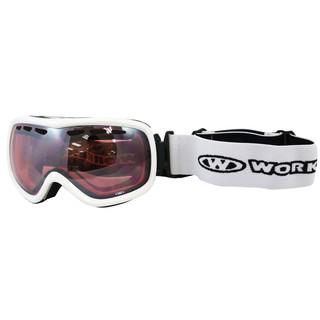 Lyžařské brýle WORKER Molly bílá