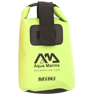 Nepromokavý vak Aqua Marina Mini Dry Bag zelená