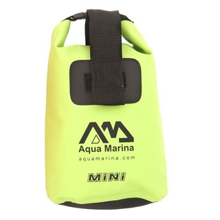 Nepromokavý vak Aqua Marina Dry Bag Mini zelená