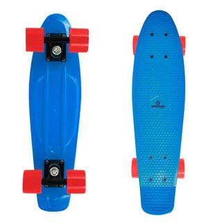 "Penny board Spartan Plastic 22,5"" modrá"
