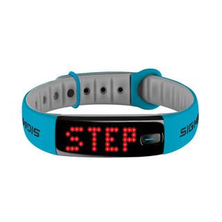 Fitness náramek Sigma Activo modro-šedá