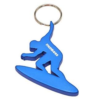 Otvírák lahví Munkees Surfer modrá