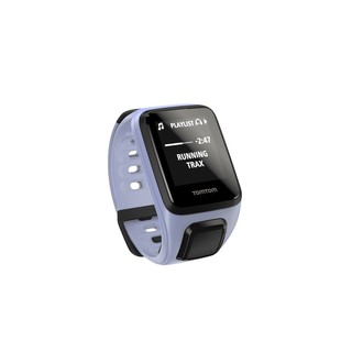 GPS hodinky TomTom Spark Fitness Music fialová - S (121-175 mm)
