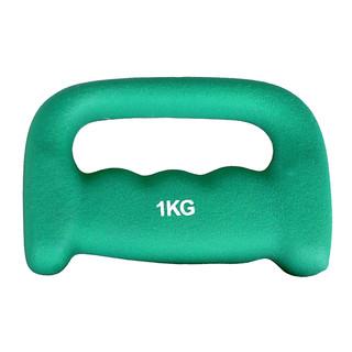 Neoprenová jednoruční činka inSPORTline Jogging 1 kg