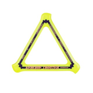Bumerang Aerobie ORBITER žlutá