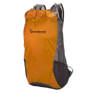 Vodotěsný ultra lehký batoh GreenHermit OD5115 15l oranžová