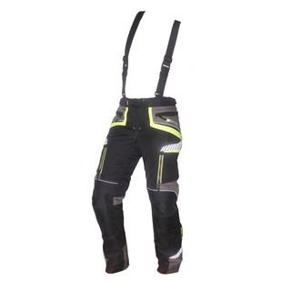 Pánské moto kalhoty Spark Roadrunner černá - 6XL