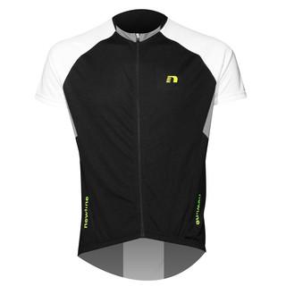 Pánské cyklistické triko Newline Bike Jersey šedá - S