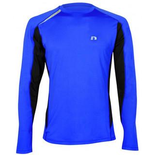 Pánské sportovní triko s dlouhým rukávem Newline Vent Stretch Tee XL