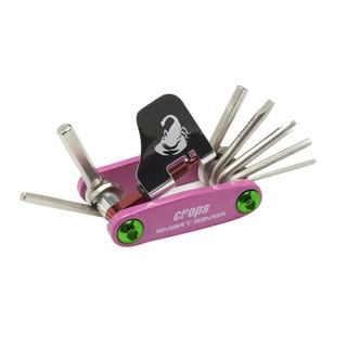 Cyklistické nářadí Crops Smartsaver EX růžová