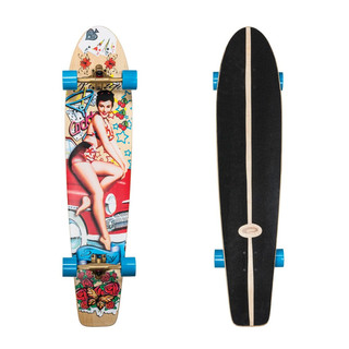 Longboard Spokey Pin-up