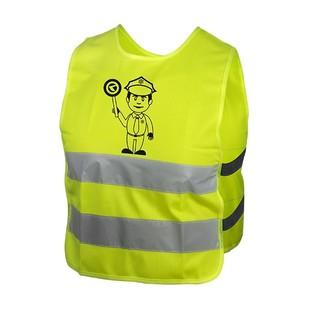 Dětská reflexní vesta Kellys Starlight Policista - L