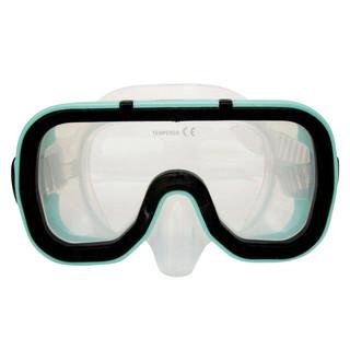 Potápěčské brýle Francis Silicon Tahiti Junior zelená