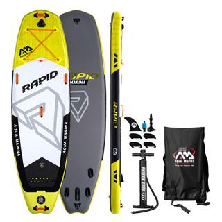 Paddleboard na divokou vodu Aqua Marina Rapid - model 2018