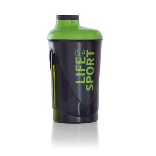 Shaker Nutrend černý-zelený
