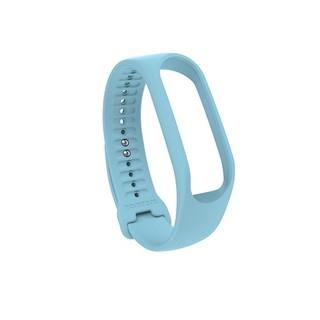 Řemínek pro TomTom Touch Fitness Tracker azurově modrá Azurová - S (125-165 mm)