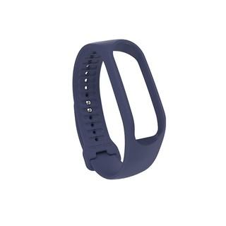 Řemínek pro TomTom Touch Fitness Tracker indigová indigová - S (125-165 mm)