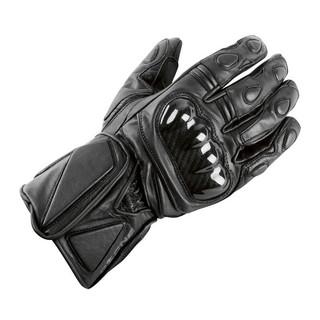 Kožené rukavice Ozone Ride černá - 3XL