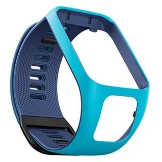 Řemínek pro TomTom Watch 3 indigo-světle modrá