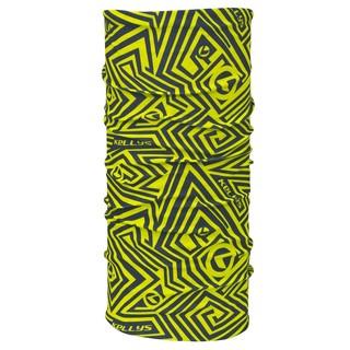 Multifunkční šátek Kellys Scarf Labyrinth lime