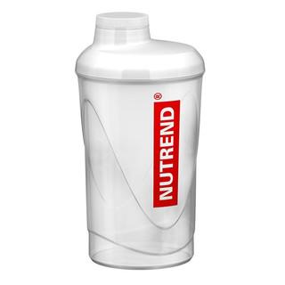 Shaker Nutrend - průhledný