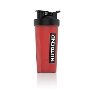Shaker Nutrend 600 ml červená